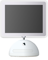 iMac G4 Vector by Windows7StarterFan