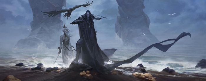 Old Gods by Hellstern