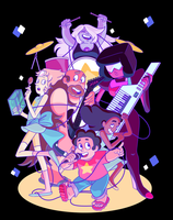 Steven's Song by DDWitty