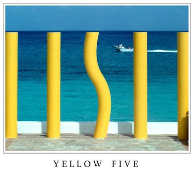 Yellow Five by foureyes