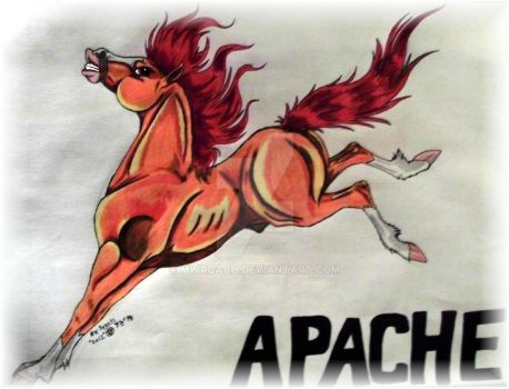 Apache by MWRoach