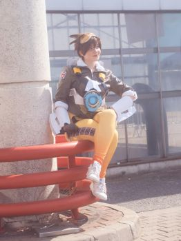 Tracer - Overwatch by Childishx