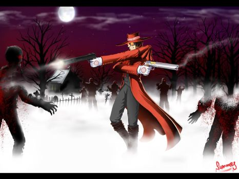 Alucard - the lethal weapon 2 by Summerson