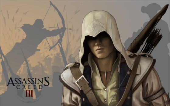 Connor Kenway by ExAequo94