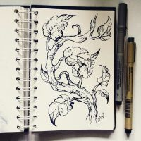 Instaart - plants by Candra