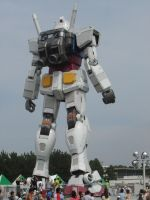 It's a Gundam 03 by innactpro