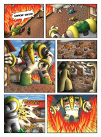 M1 - Of 'Mons and Monstrosities - Page 8 by ArtOfTheGame