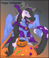 :Happy Halloween: by PlumpProductions
