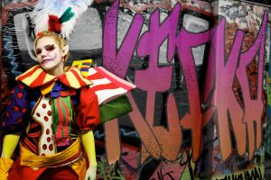 The Mark of Kefka by queencattabby