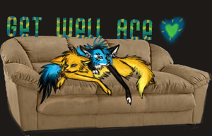 Get Well Ace by KichisCrafts