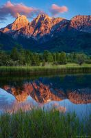 Four Peaks by AndreasResch