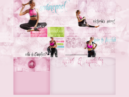 Layout ft. Candice Swanepoel by Andie-Mikaelson